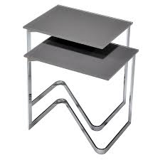 Zib Nesting Tables | Gray Nesting Tables Set Of 2 Havsta Gray Josef Albers Tables 4 Pavilion Round Set Zib Gray Piece Oslo Retail 3 Modern Reflections In Blackgold Two Natural Pine And Grey Zoa Nesting Tables Set Of Lack Black White Contemporary Solid Wood Maitland Smith Faux Bamboo