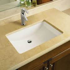 bathroom rectangular undermount bathroom sinks amazing home