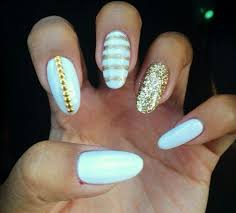 GOLD nail art design ideas Make them work for you It s all