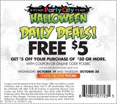 Bedroom Kandi Promo Code by Party City Coupons 2017 Rock And Roll Marathon App Halloween