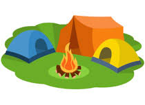 Free Clipart Camping Images