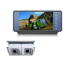 100 Backup Camera For Truck China 7 Inch Mirror Monitor Waterproof Rear View System With IP69k