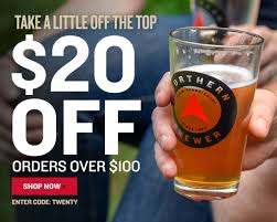 $20 Off Orders Over $100 At Northern Brewer | Homebrew Finds