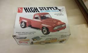 AMT High Stepper '53 Ford Pickup Truck Car Model Kit #2704 OPENED ... Amt 1953 Ford F100 Part 01 Youtube Truckin In Style Benicia Man Wins Big Hot August Nights Prize Pickup For Sale Classiccarscom Cc1113537 Car Wash Clean Rod Network For Id 19812 Classic Pick Up This Meanlooking Rusty Truck Blown Everyone Away On The 53 Kindig It American Trucks History First America Cj Pony Parts Blue Dream Scaledworld 31956 Archives Total Cost Involved