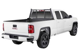 100 Pickup Truck Racks Half Louvered Rack By BACKRACK