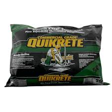 Quikrete Self Leveling Floor Resurfacer by Quikrete 50 Lb Commercial Grade Blacktop Repair 170152 The Home