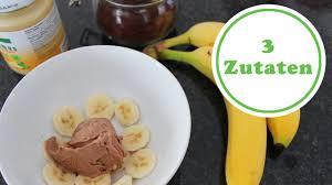 bananen schoko eis nach weight watchers nur 3 zutaten ohne zucker ohne sahne ohne eismaschine