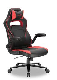 Kane X Professional Gaming Chair - Argus (Red) Killabee 8212 Black Gaming Chair Furmax High Back Office Racing Ergonomic Swivel Computer Executive Leather Desk With Footrest Bucket Seat And Lumbar Corsair Cf9010007 T2 Road Warrior White Chair Corsair Warriorblack By Order The 10 Best Chairs Of 2019 Road Warrior Blackwhite Blackred X Comfort Air Red Gaming Star Trek Edition Hero