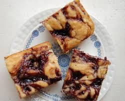 Mixed Review Harry & David Blackberry Jam Cake