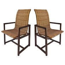 Vintage High Back Beech And Woven Wicker Dining Chairs, Pair ... Pair Of Italian Vintage Highback Chairs 1980s Ding Room High Back Chairs Kallekoponnet Amazoncom Vidaxl Luxury Chair Tufted Queen Anne Style Upholstered Wing For Sale At 1stdibs 4b In 2019 Back Btexpert 24 Industrial Clear Metal Antique Stools Brown With Vintage Style Frame Teak Wood High Center Table Hot Item Fniture Straight Purple Dollhouse Farmhouse Rustic Zen Zoom Beautiful Set Ten 20th