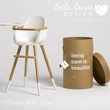 Today We Are Loving The @scandiborn Micuna OVO High Chair ...