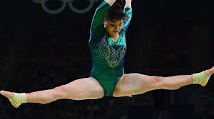Dominique Moceanu Floor Routine by Olympic Gymnast Alexa Moreno Was Body Shamed U2014 And The Attacks