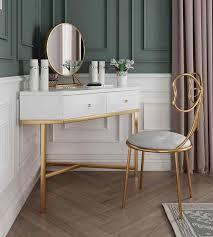 nordic dressing tisch schlafzimmer kleine wohnung moderne