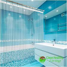 Bathtub Splash Guard Clear by Amazon Com Clean Healthy Living Peva Clear Shower Liner 70 X 71