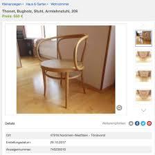wie findet die besten designklassiker auf ebay