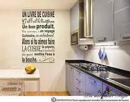 stickers cuisine phrase stickers muraux décoration mural phrases cuisine citation dicton