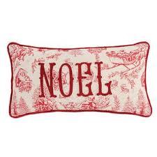 Red Decorative Lumbar Pillows by Toile Decorative Pillows You U0027ll Love Wayfair