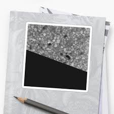 Terrazzo Texture Grey Black 7 By Printables Passions