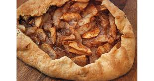 Recipe For Rustic Apple And Pear Tart