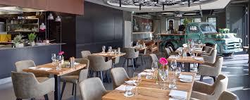 v8 hotel up restaurant bar gut essen in der motorworld