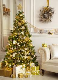 6ft Christmas Tree With Decorations by Selina Lake Tesco Christmas 2013