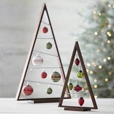 Christmas Tree DIY Ornament Display