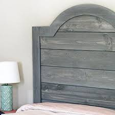 Ana White Rustic Headboard by Fixer Upper Diy Style 101 Free Diy Furniture Plans