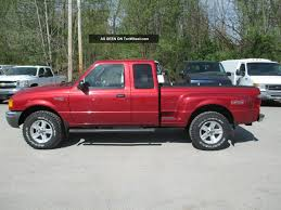 2002 Ford Ranger - Information And Photos - ZombieDrive