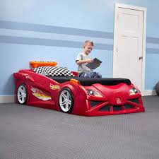 Step2 Hot Wheels Convertible Toddler To Twin Bed, Red - Walmart.com Red And Blue Convertible Car Beds For Toddlers With Mattress In Race Off To Dreamland At 100mph In The Hot Wheels Toddler Twin Bunk Firetruck Bed Fire Truck Loft Kids Ytbutchvercom Firehouse Slide Step 2 Bedroom Engine Brilliant Yo Slat Boy Tent Daybed Hayneedle To Natural Delta Little Tikes Kid Craft Table Knock Off Birthday Ideas Fresh Image Of Toddler 11161 Spray Rescue