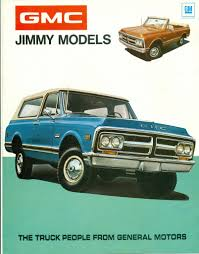 1972 GMC Jimmy | Advertising History Work Horses | Pinterest | GMC ...