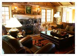 Cabin Living Room Ideas Images About On Pinterest Rustic Leather Sofa Storage Table And Elegant Simple