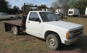 1993 Chevrolet S10 Flatbed Pickup Truck   Item BB9160   SOLD... 1988 Chevrolet S10 Pickup Evenhanded Mini Truckin These Used Chevys Make Great Farm Trucks Dan Cummins Preowned 2000 4wd Ext Cab Standard Bed In Coal 2001 Chevy Pickup Truck Item As9220 Sold J Dale Enhardt Jr On Twitter Puttin Miles My New 1993 Turned Buickpowered Hot Rod Roadkill Generations Fridge Magnet Silverado 1991 T156 Indy 2017 Chevy Pickup Truck V10 Ls Farming Simulator Mod Heres Why The Xtreme Is A Future Classic 1989 Automobiles S10