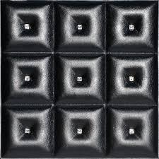 Black Leather Headboard With Diamonds by Diy Headboards Decorative Ceiling Tiles Ceilingtileideas Com