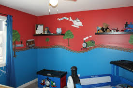 Image Of Thomas The Tank Engine Bedroom Decor Australia