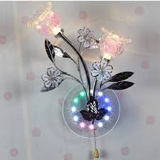 glass led decorative wall l beatiful indoor novelty