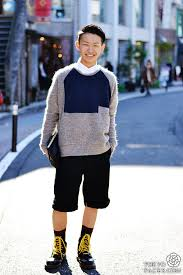 Tokyo Street Style Japanese Fashion