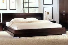 Platform Bed Japanese Futon] Raku Japanese Tatami Bed Haiku