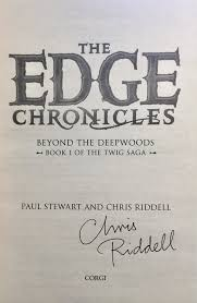 Edge Chronicles 4 Beyond The Deepwoods