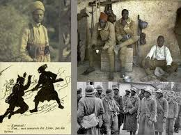 Most Decorated Soldier Ww1 by Black Soldiers In Ww1 The Black Presence In Britain