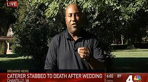 19-Year-Old Stabs Black Caterer After Wedding Reception Over Folding ... Amazoncom Balsacircle 10 Pcs Rose Quartz Pink Spandex Stretchable Chairs Set By Green Lawn Preparation Stock Photo Edit Now White Folding Wedding Reception The Best Picture In Ideas Pretty Unique Seating Inside Weddings 16 Easy Chair Decoration Twis Youtube Reception Tables With Tall Upright Nterpieces And Wooden Ipirations Encore Events Rentals Outdoor Waterfront Round Linen Tables Supplies 20x Stretched Cover Sparkles Make It Special Black Ivory Arched Beautifully Decorated For Outdoors