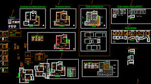 Bathroom Cad Blocks Plan by 2 Bhk Flat Dwg Layout Plan And Interior Design Of 2 Bhk Flat