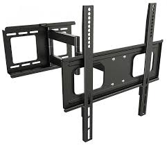ricoo support mural tv orientable inclinable s2544 support ecran