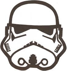 Star Wars Pumpkin Carving Templates Easy by Stormtrooper Helmet Stencil Outline Pictures Body Art