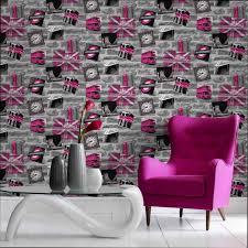 tapisserie chambre fille ado deco papier peint chambre 6 chambre fille papier peint chambre