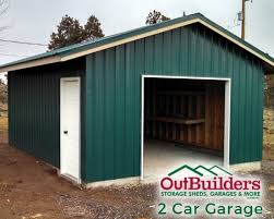Pole Barn & Garages Outbuilders