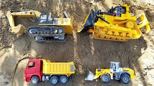 100 Construction Trucks Names Vehicles Dump Truck Excavator Bulldozer