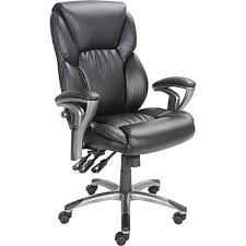 staples serta high back managers chair black staples
