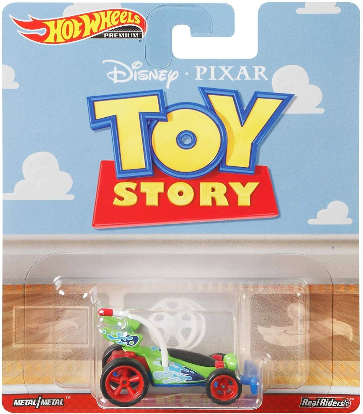 Hot Wheels Premium Disney Pixar Toy Story RC Car