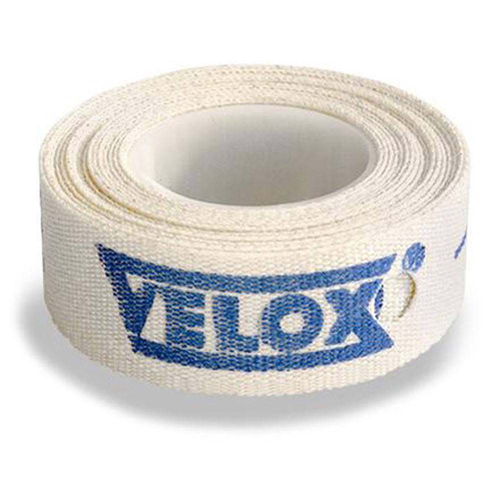 VELOX High Pressure Cloth Rim Tape - 22mm Width