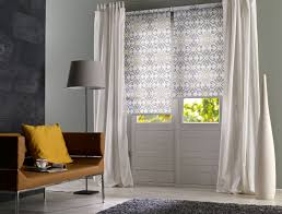 wohnzimmer plissee rollo caseconrad